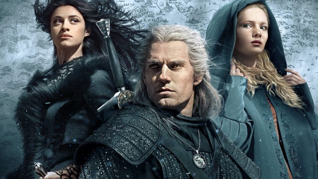 The Witcher Netflix Anh